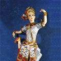 THE BRAHMIN DANCER