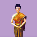 Early Bangkok Woman I