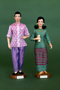 THAI COUPLE II (Bangkok Period)